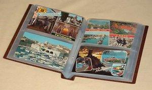 Kobra kleine ETB & Postkarten Alben
